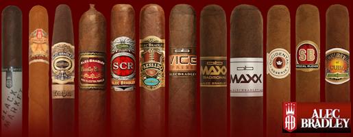 Alec Bradly Cigars