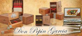 Don Pepin Garcia Cigars